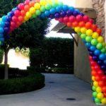 Как сделать гирлянду из шаров?