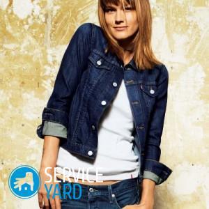 Как украсить джинсовую куртку, ServiceYard-уют вашего дома в Ваших руках