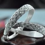 Как почистить серебро в домашних условиях от черноты — цепочку