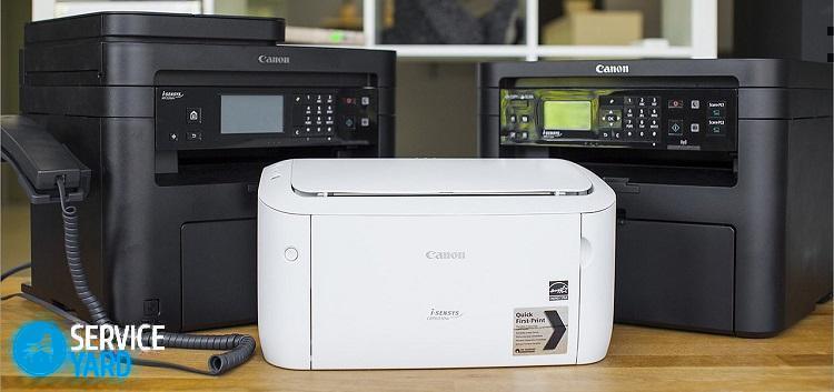 Как почистить принтер Canon?