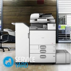 МФУ для офиса — дешевый и надежный, лазерный
