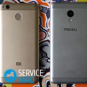 Какой телефон лучше - Мейзу или Ксиаоми, ServiceYard-уют вашего дома в Ваших руках