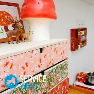 Как сделать кракелюр на мебели?