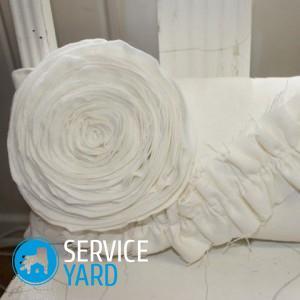 Как правильно сделать подушку для 94