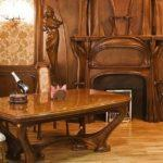 Как покрасить полированную мебель?