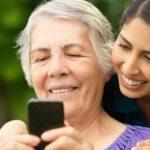 Лучший телефон для пожилых людей