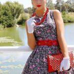 Как сшить платье стиляги своими руками?