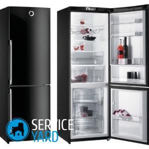Как убрать вмятину на холодильнике?