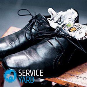 Как растянуть обувь в домашних условиях из кожи?