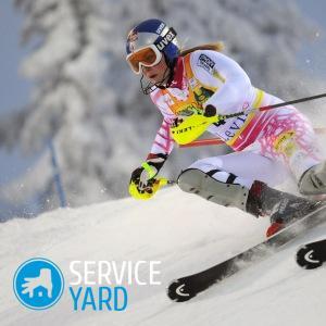Как установить крепление на лыжи для ботинок?