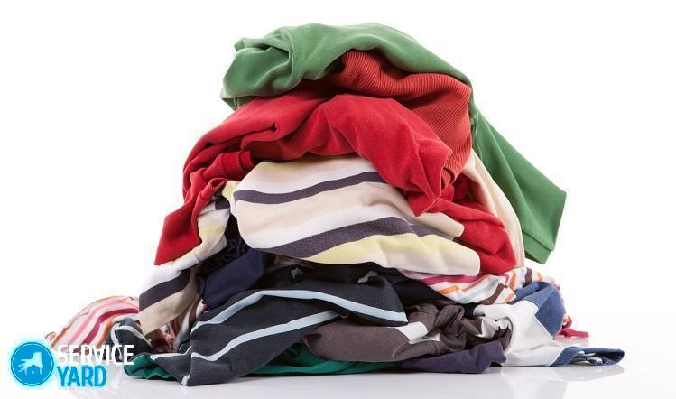 Сухая химчистка одежды в домашних условиях, ServiceYard-уют вашего дома в Ваших руках