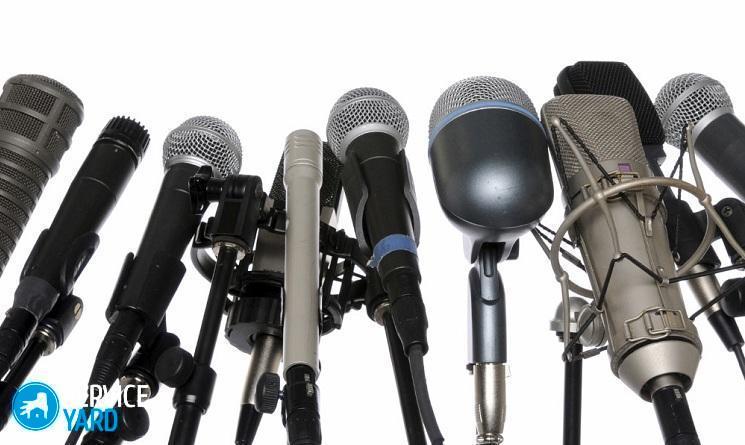 Микрофон для караоке на компьютер, ServiceYard-уют вашего дома в Ваших руках