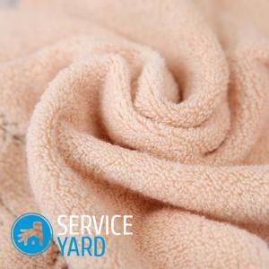 Как сделать полотенца мягкими после стирки в стиральной машине?