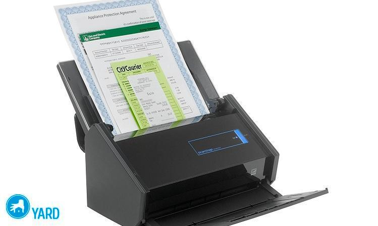 Лучший сканер и каким он должен быть, ServiceYard-уют вашего дома в Ваших руках
