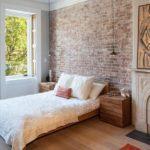 Дизайн стены в комнате с самых разных материалов