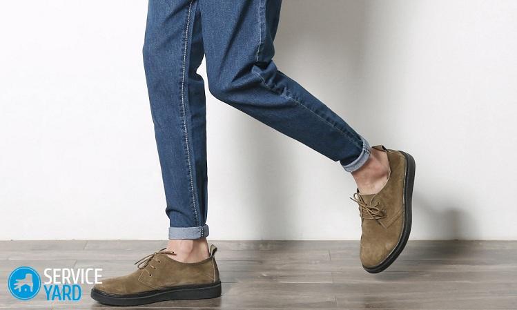 Модные джинсы: 6 способов стильных подворотов - FashionTime 80