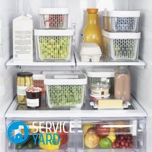 Как убрать неприятный запах из холодильника быстро?
