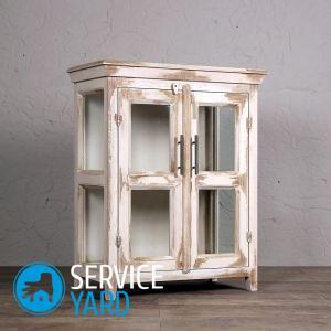 Как состарить мебель в домашних условиях, ServiceYard-уют вашего дома в Ваших руках