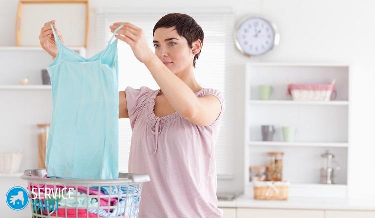 Как избавиться от запаха мочи на одежде