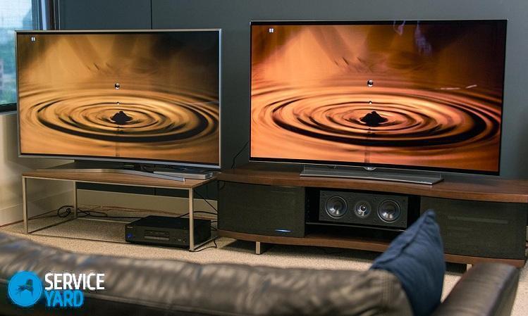 Какой телевизор лучше - Самсунг или LG?
