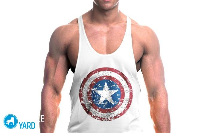 muscleguys-marka-kapitan-amerika-trenazhernyie-zalyi-clothing-bodibildingu-stringer-mayka-fitnes-zhilet-hlopka-mayku-bez-rukavov
