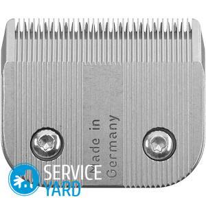 Как заточить ножи на машинке для стрижки волос в домашних условиях?