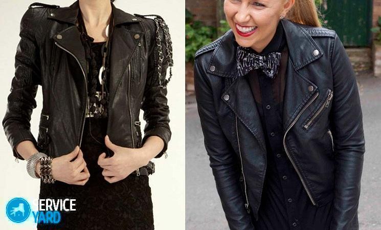 Как украсить куртку своими руками