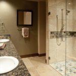 Как самим сделать душевую кабину в ванной?