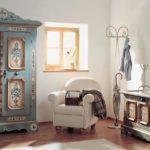 Как покрасить мебель в стиле Прованс?