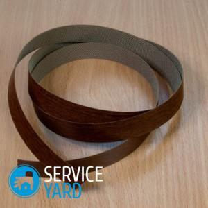 Кромка для столешницы с клеем - как клеить, ServiceYard-уют вашего дома в Ваших руках