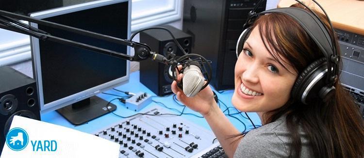 Как сделать свою радиостанцию?