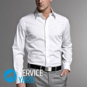 Обзор мужских рубашек