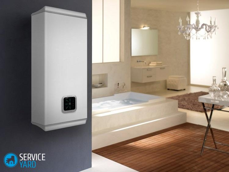 Как выбрать водонагреватель электрический накопительный для дачи?