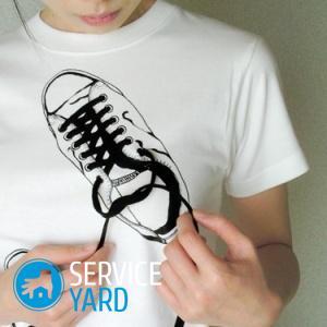 Друк на футболках у домашніх умовах - поради для усіх