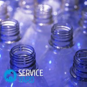 Корзинки из пластиковых бутылок своими руками