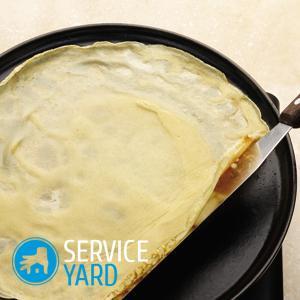 Как выбрать сковороду для блинов?