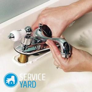 Капает кран в ванной — как починить?