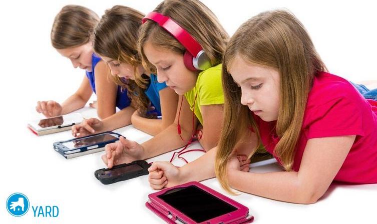 Лучший детский планшет, ServiceYard-уют вашего дома в Ваших руках