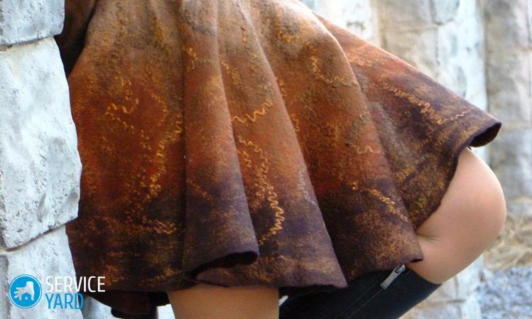Красивые юбки для разных вкусов