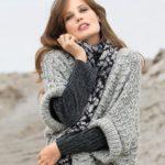 Как сшить жилет из шарфа своими руками?