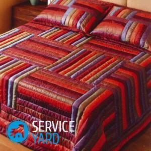 Лоскутное одеяло своими руками — схемы