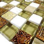 Мозаика из стекла своими руками
