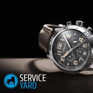 На какой руке правильно носить часы женские?