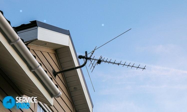 Как сделать антенну для телевизора?