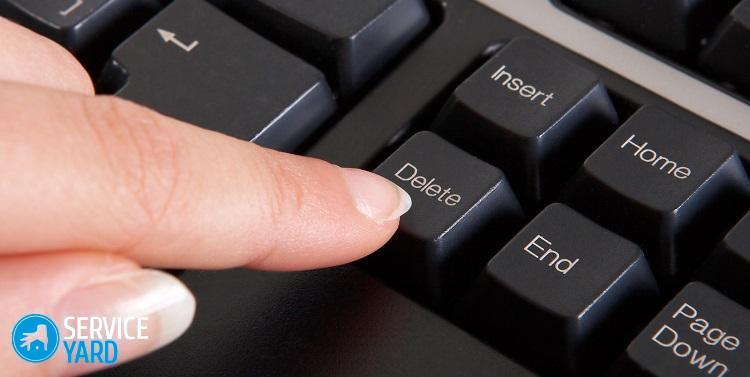 Как снять клавиатуру с ноутбука �� как снимать клавиши правильно -