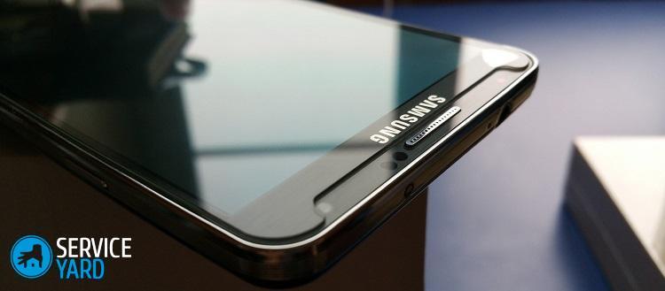 Как снять стекло с телефона; замена защитного стекла на смартфоне -