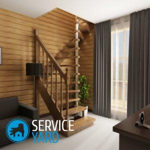 Как собрать деревянную лестницу своими руками из готовых элементов?