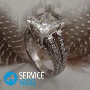 На какой руке носят кольцо замужние женщины?
