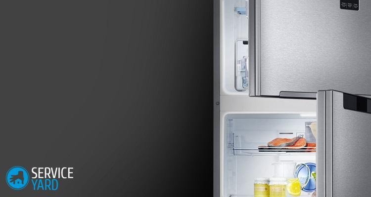 Температура в холодильнике �� как настроить регулятор холода