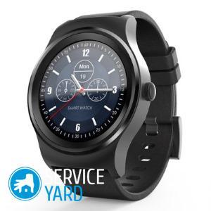 Лучшие китайские Смарт-часы, ServiceYard-уют вашего дома в Ваших руках